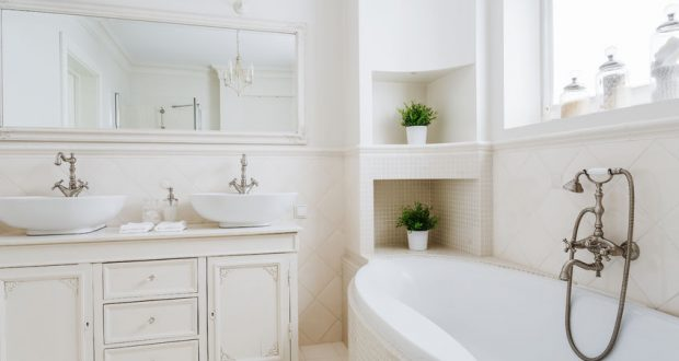 Remek áron vásárolhat fürdőszoba kellékeket.