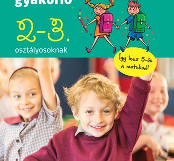 Játékos matematika gyakorló könyvek.