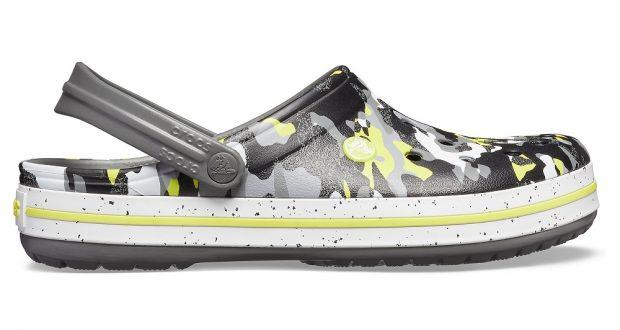 Stílusos Crocs lábbeliket rendelhet.
