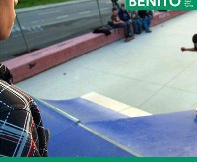 Fergeteges BMX pálya vár a gyermekekre!