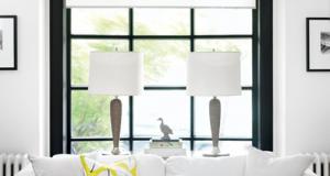 Esztétikus és jól szigetelő műanyag ablakok.