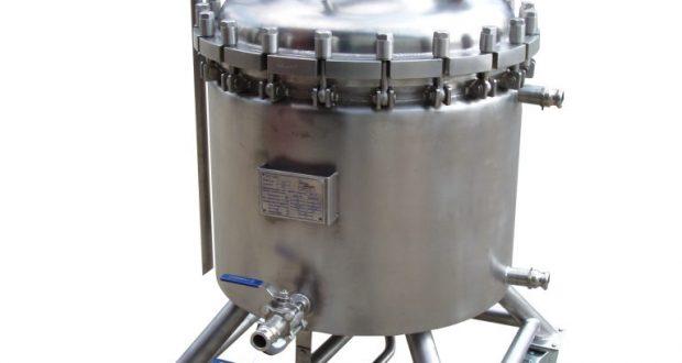 Szűrő készülékek gondosan legyártva.